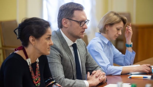 Deputy Head of President's Office discusses judicial reform with senior EU officials