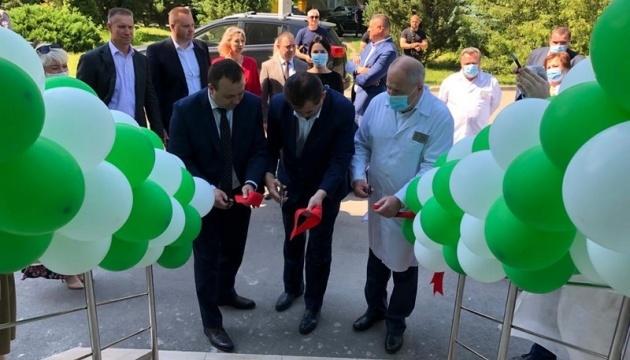На Вінниччині в окружній лікарні відкрили сучасний кардіохірургічний центр