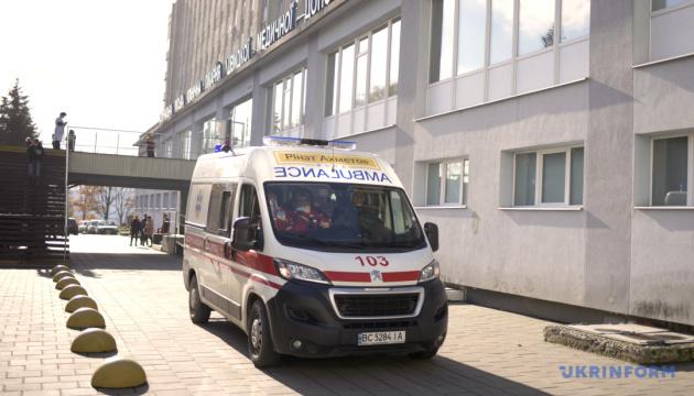 Ukraine records 745 new COVID-19 cases