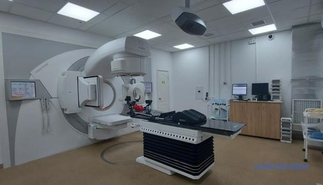 У Запоріжжі в онкодиспансері запрацював перший в області лінійний прискорювач