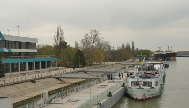 Из Измаильского порта в конце июня начнет курсировать круизный теплоход в Румынию