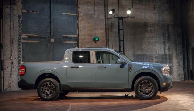 Ford представив пікап з «операційкою» Android
