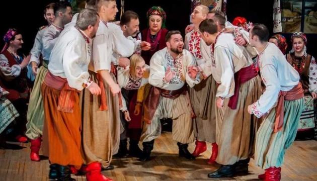 Театр фольклору «Берегиня» покаже виставу «Українські вечорниці» із сурдоперекладом