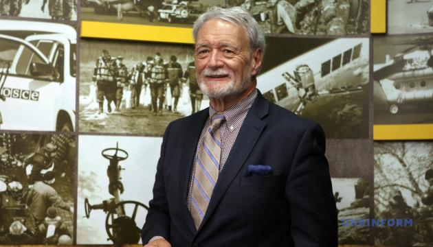 Phillip Karber, President of The Potomac Foundation