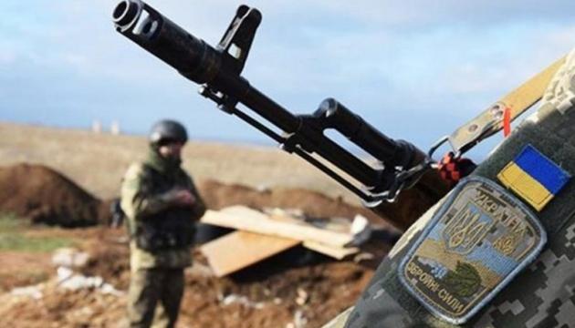 Військові у Краматорську проводять навчання зі стрільбами