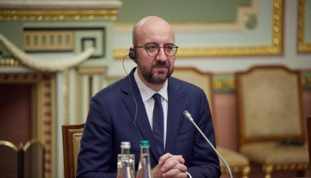 Michel: Rusia es parte en el conflicto en el este de Ucrania y no un mediador