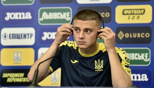 Миколенко: Будемо на піку фізичної форми до першої гри Євро-2020