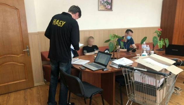 До лікарень Укрзалізниці в п'яти містах прийшли з обшуками