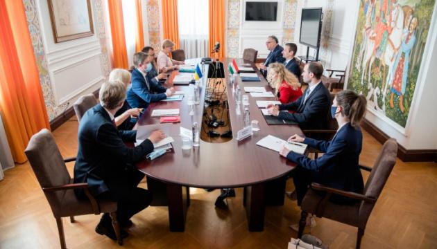 МИД Украины и Венгрии отметили положительную динамику «образовательного» диалога