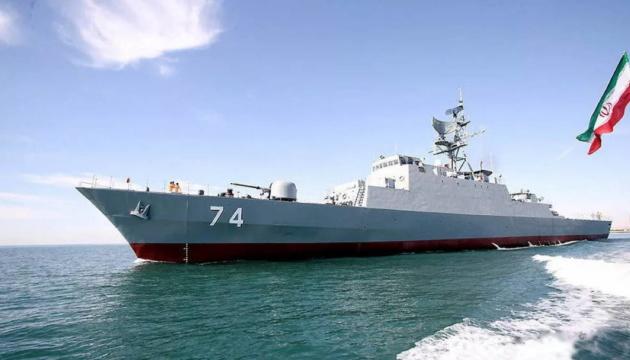 Иранские боевые суда впервые вышли в Атлантический океан