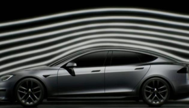 Маск представив найшвидший електромобіль Tesla