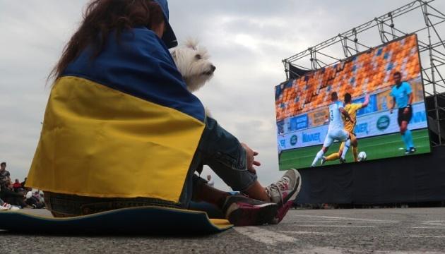 Организаторы фан-зоны во Львове обещают бесплатное пиво за каждый гол Бельгии в ворота России