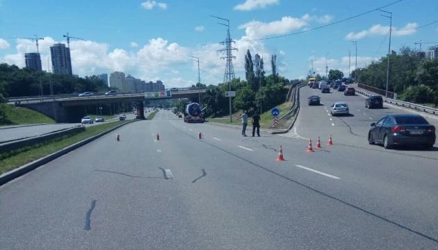 В Киеве произошла утечка газа - на Южном мосту ограничили движение