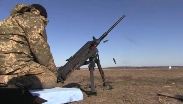 В армії випробовують кулемет і гвинтівку «Алігатор» українських зброярів