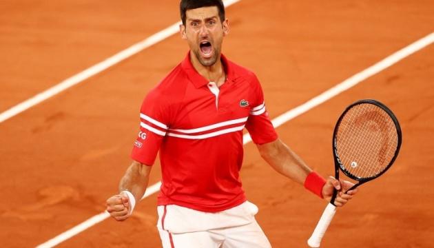 Джокович победил Надаля и сыграет в финале Ролан Гаррос