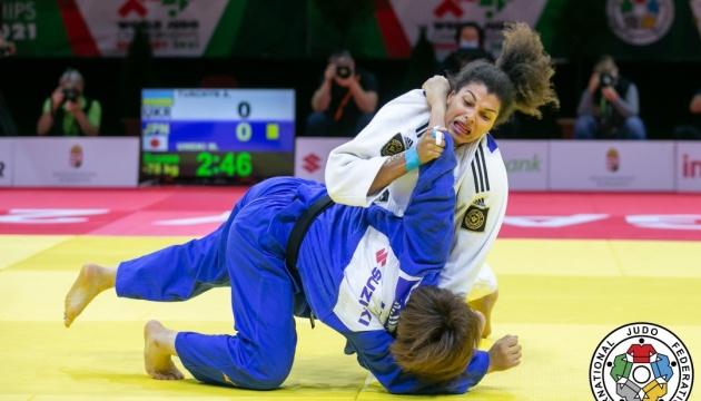 Анастасия Турчин стала пятой на чемпионате мира по дзюдо