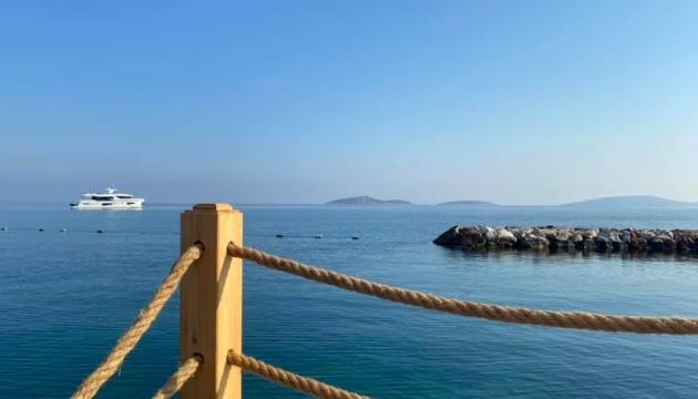 Турецький Бодрум перетворять на «блакитний Давос»
