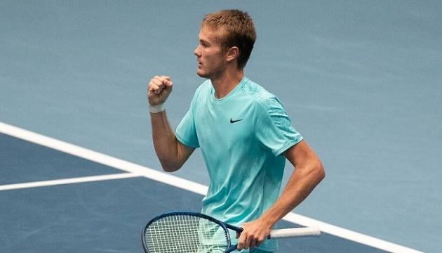 Украинец Сачко выиграл парный турнир ATP Challenger Tour в Алматы