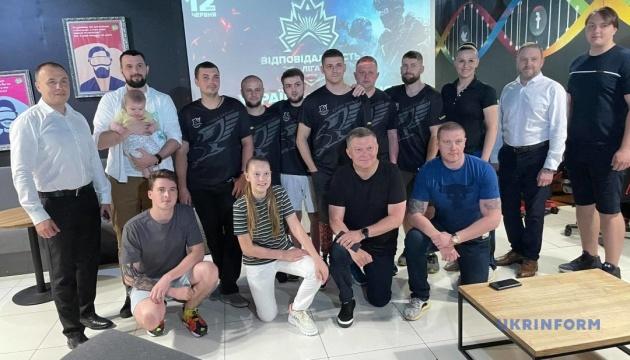 Украинские и норвежские киберспортсмены сыграли в выставочных матчах