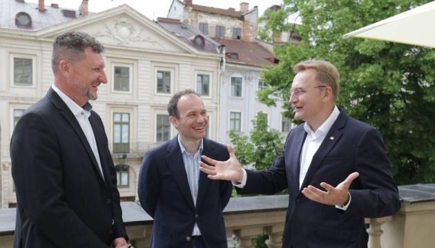 Во Львове на территории первой приватизированной колонии построят кампус IT-компании