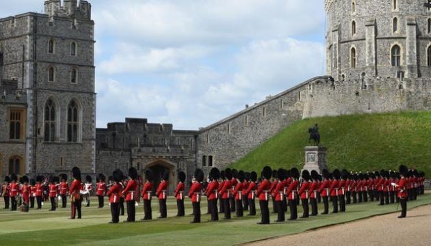 Британцы отпраздновали официальный день рождения королевы