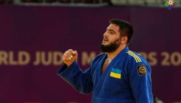 Українець Хаммо став бронзовим призером чемпіонату світу з дзюдо