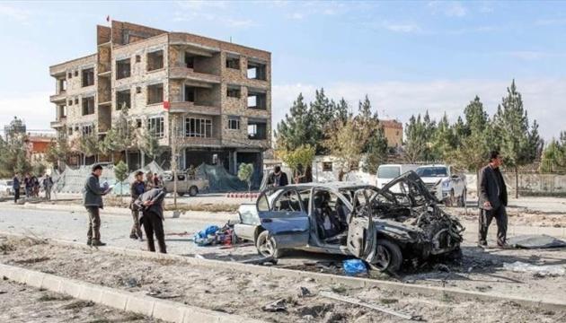 В Кабуле взорвали два автобуса: семеро погибших