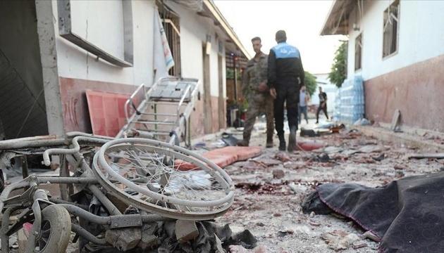 Лікарню на півночі Сирії обстріляли ракетами - 13 загиблих