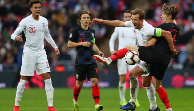 Футболисты Англии победили сборную Хорватии на Евро-2020