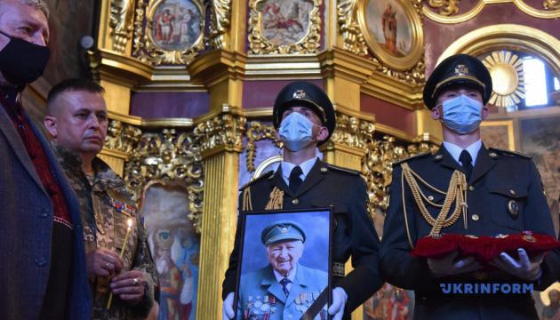 У Києві попрощалися з Орестом Васкулом — воїном ОУН і в'язнем радянських таборів