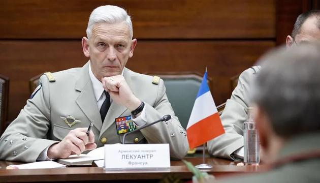 Начальник Генштабу ЗС Франції йде у відставку