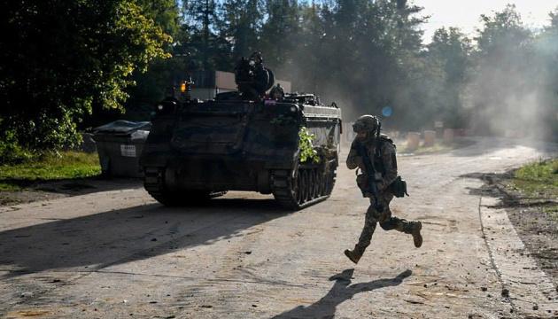Occupiers launch two attacks on Ukrainian troops in JFO area