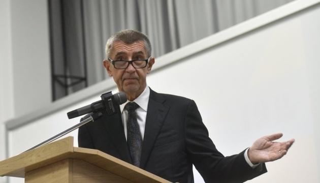 Прем'єр Чехії відповів на лист української громади щодо російської агресії