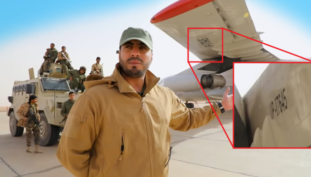 Росія, Україна, літаки. Зброя Хафтару та вагнерівцям