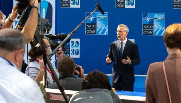 Stoltenberg: OTAN ha reforzado su defensa tras el intento de anexión de Crimea