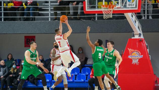 «Прометей» - чемпіон України з баскетболу
