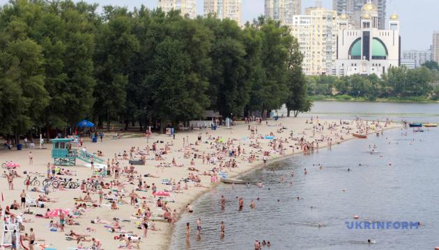 У Києві перевіряють зони відпочинку біля водойм