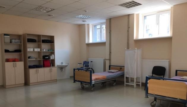 На Закарпатті відремонтували лікарні у Мукачеві та Воловці