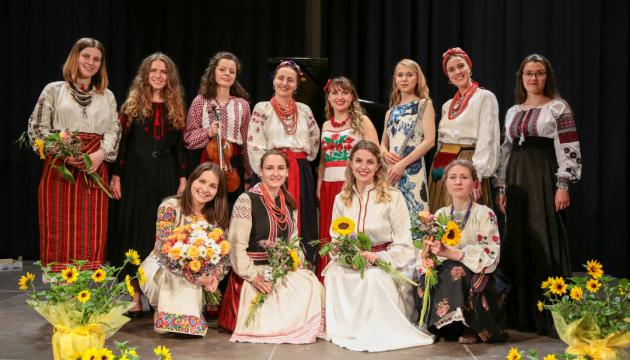 «Українські передзвони» від «Рідної домівки» у Граці