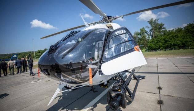 «Площадка Януковича» в Каневе превратилась в Центр авиации полиции