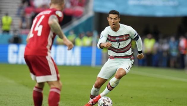 Португалія перемогла Угорщину на Євро-2020