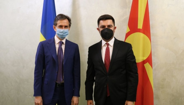 Ukraine, North Macedonia deepening trade and economic cooperation