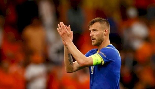Гол Ярмоленка претендує на звання найкращого у першому турі Євро-2020