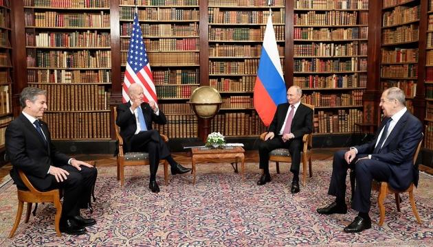 Biden réaffirme son soutien à l'Ukraine lors d'une rencontre avec Poutine
