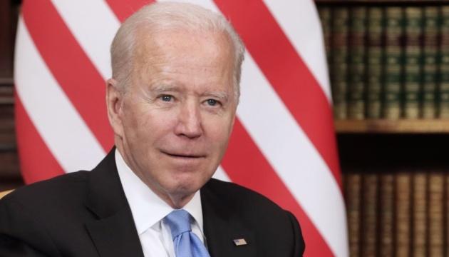 Biden potwierdził poparcie dla Ukrainy podczas spotkania z Putinem