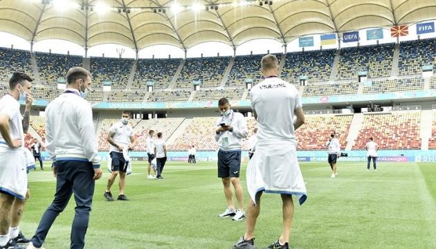 Збірна України сьогодні зіграє з Північною Македонією