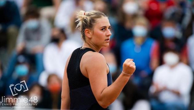 Костюк виграла кваліфікацію і виступить в основній сітці турніру WTA в Істбурні
