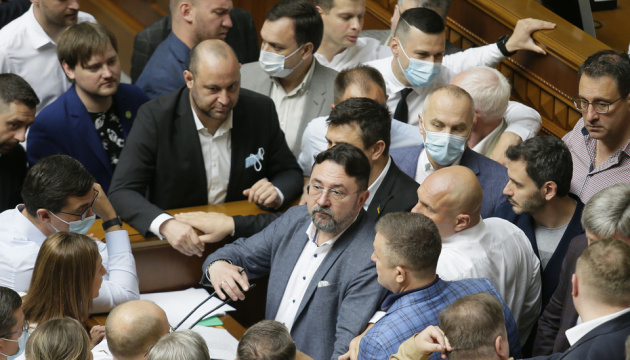 Konflikt im Parlament: Poturajew entschuldigt sich für seine Äußerung über Erschießen