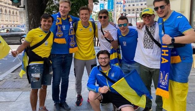 Українці в Бухаресті: усі чекають на перемогу