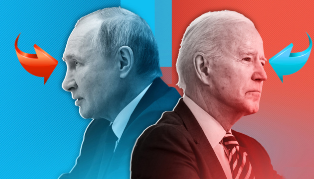 Женева: Байден и Путин взглянули друг другу в глаза